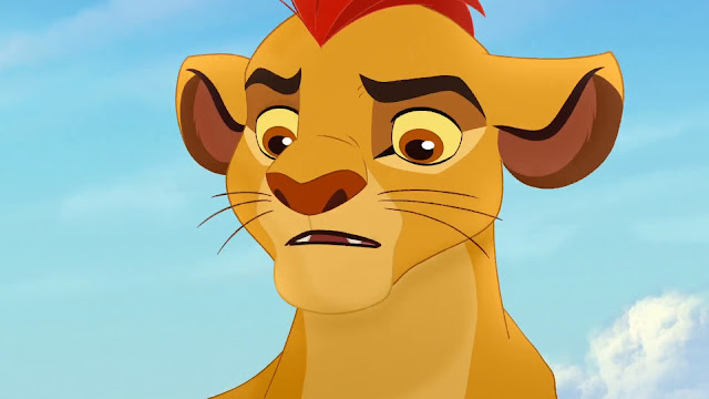 Screen Shot Of HOllywood Movie By The Lion Guard Return Of The Roar 2015 Download And Watch Online Free at Movies365.in