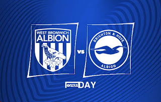 West Brom vs Brighton – Highlights