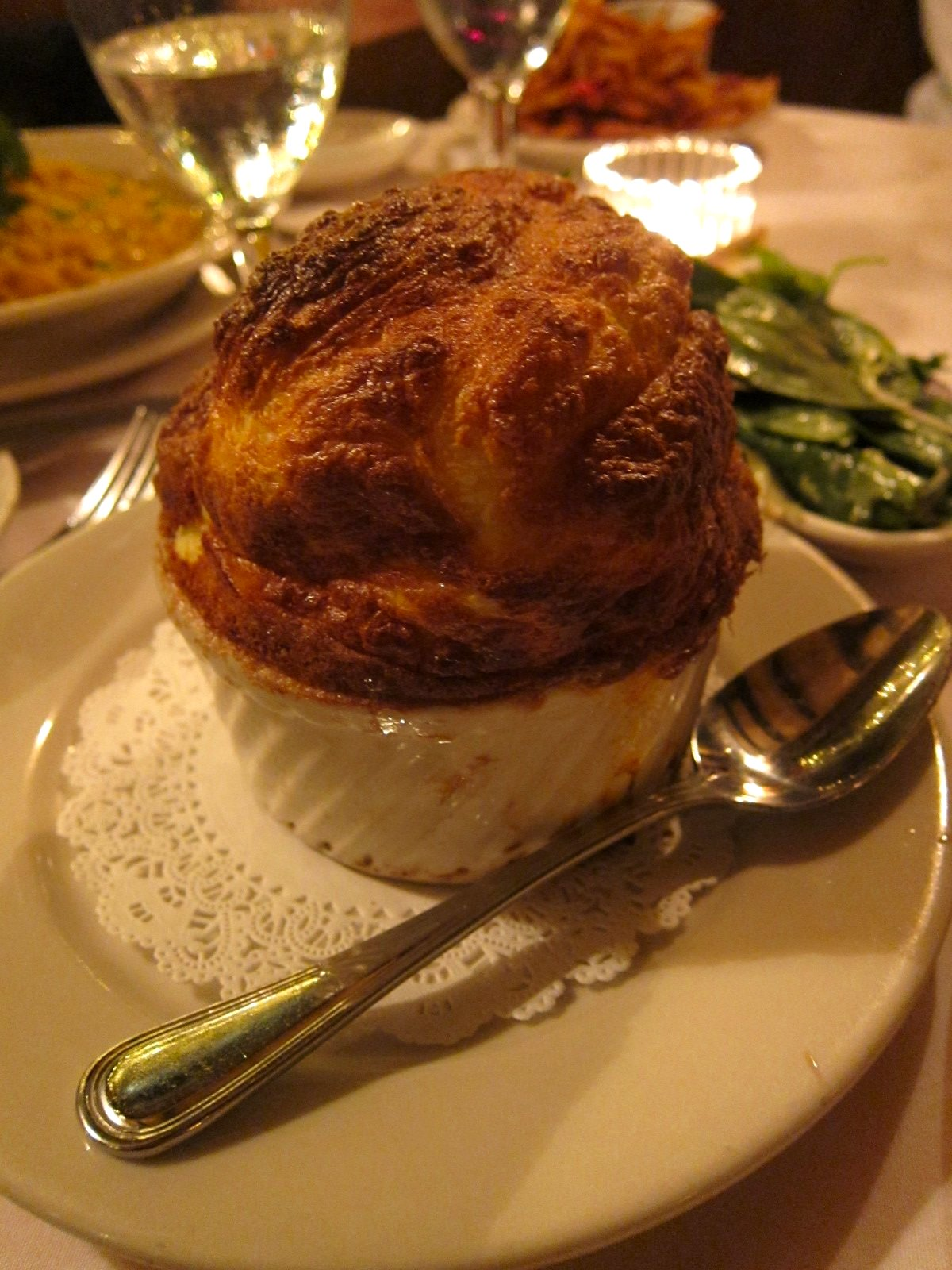 Chronica Domus: Rising To The Occasion: Adventures in Soufflé