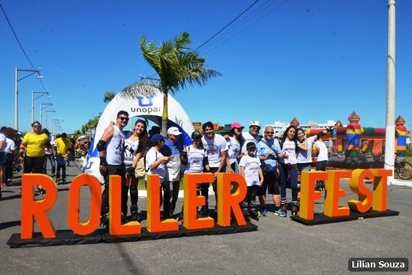 Roller Fest é sucesso em São Pedro da Aldeia. Caravanas vieram de diversas cidades da região serrana, metropolitana e baixada fluminense