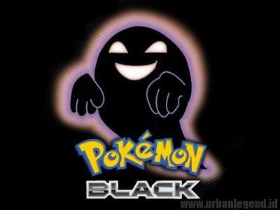 Pokemon Black Creepypasta