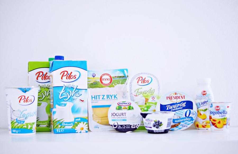 a95fbdf5ce4267 W mojej lodówce zawsze znajduje się jogurt naturalny - nie zawsze 0% !  Dobrze zdaję sobie sprawę , że te produkty z zerem nie są najlepszym  wyjściem ...