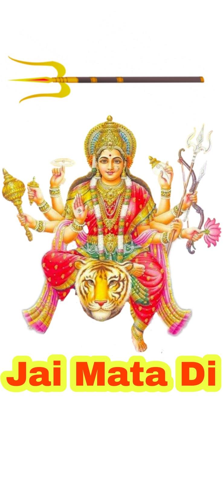 म द र ग म ब इल व लप पर Hd Maa Durga Wallpaper Mobile Durga Ji Wallpapers Durga Ji Ki Photo Vhoriginal Com