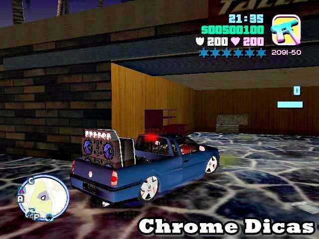 carros tunados para gta vice city