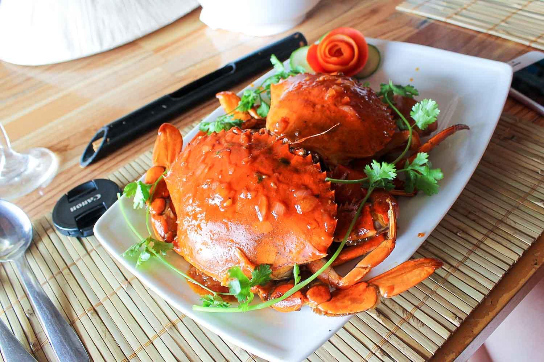 hoi an crab