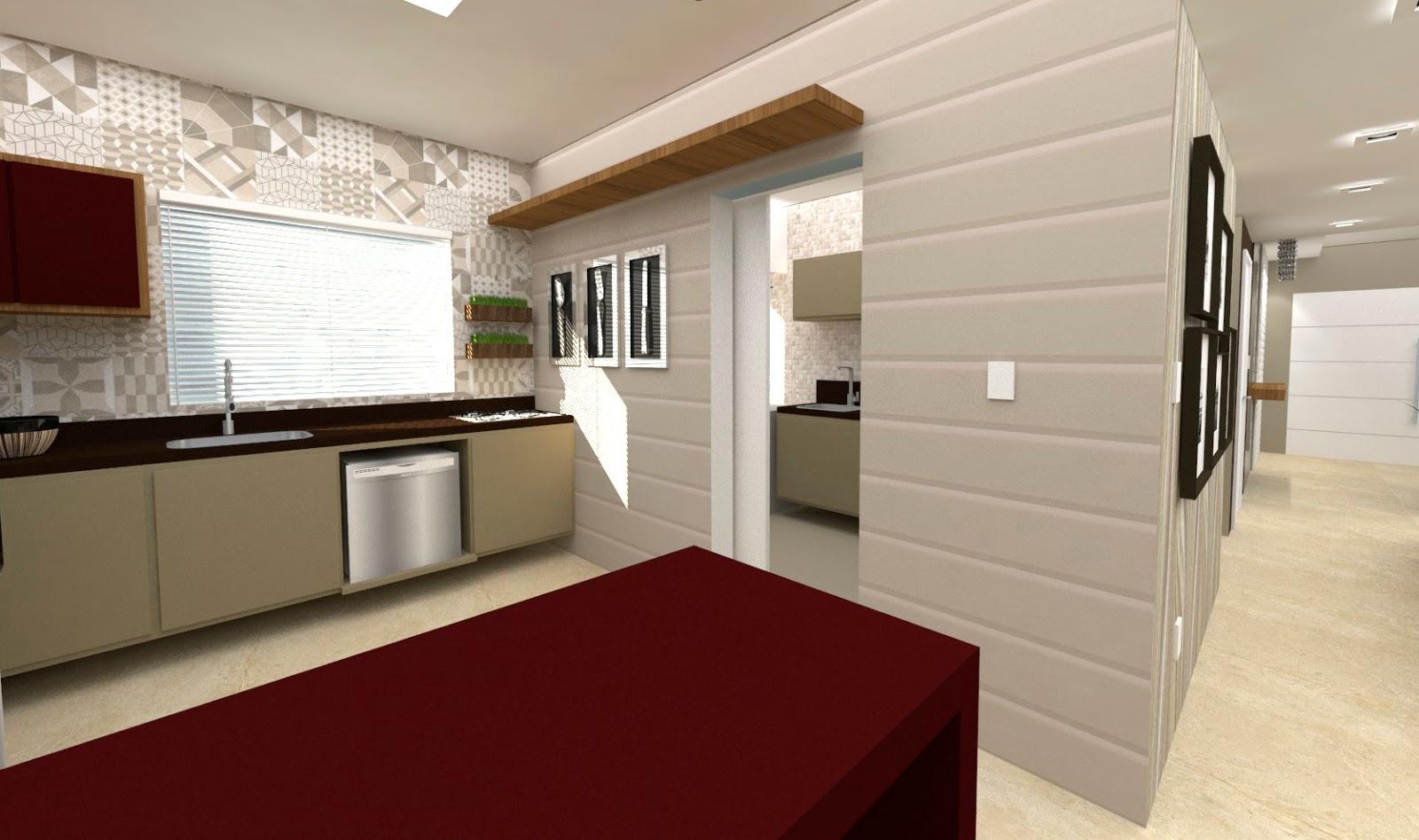 Luminarias Para Cozinha Americana Cool Balco Preto Central With