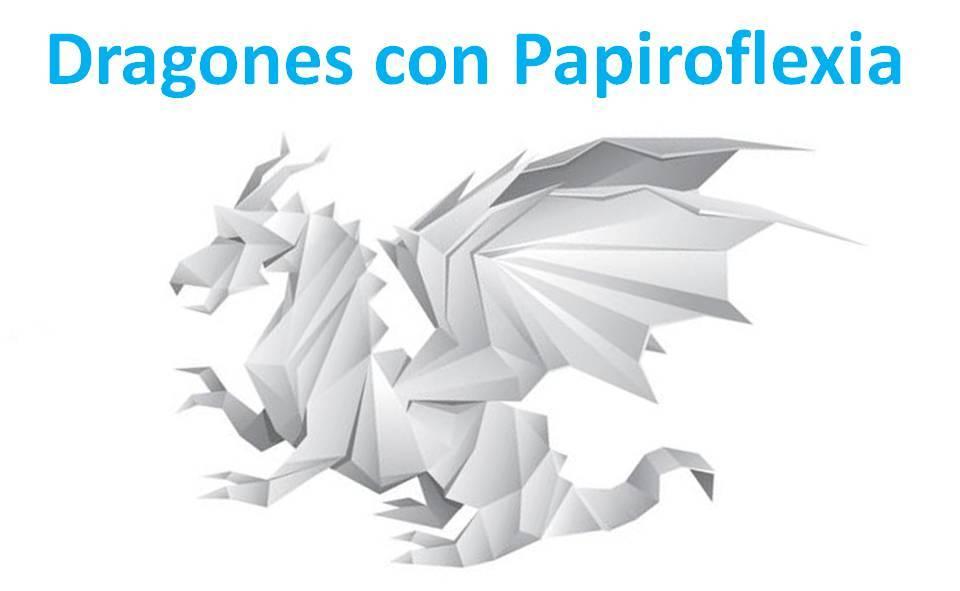 Origami snake images - Mundo Fili Dragones Con Papiroflexia Origami