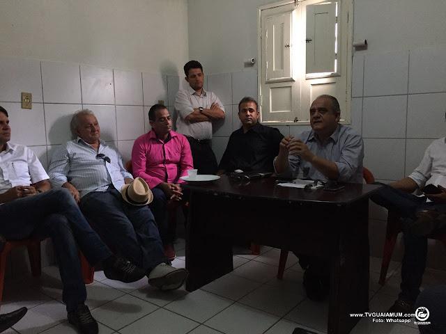 Osvaldinho não terá o apoio do PSB, partido deverá escolher outros nomes aliados