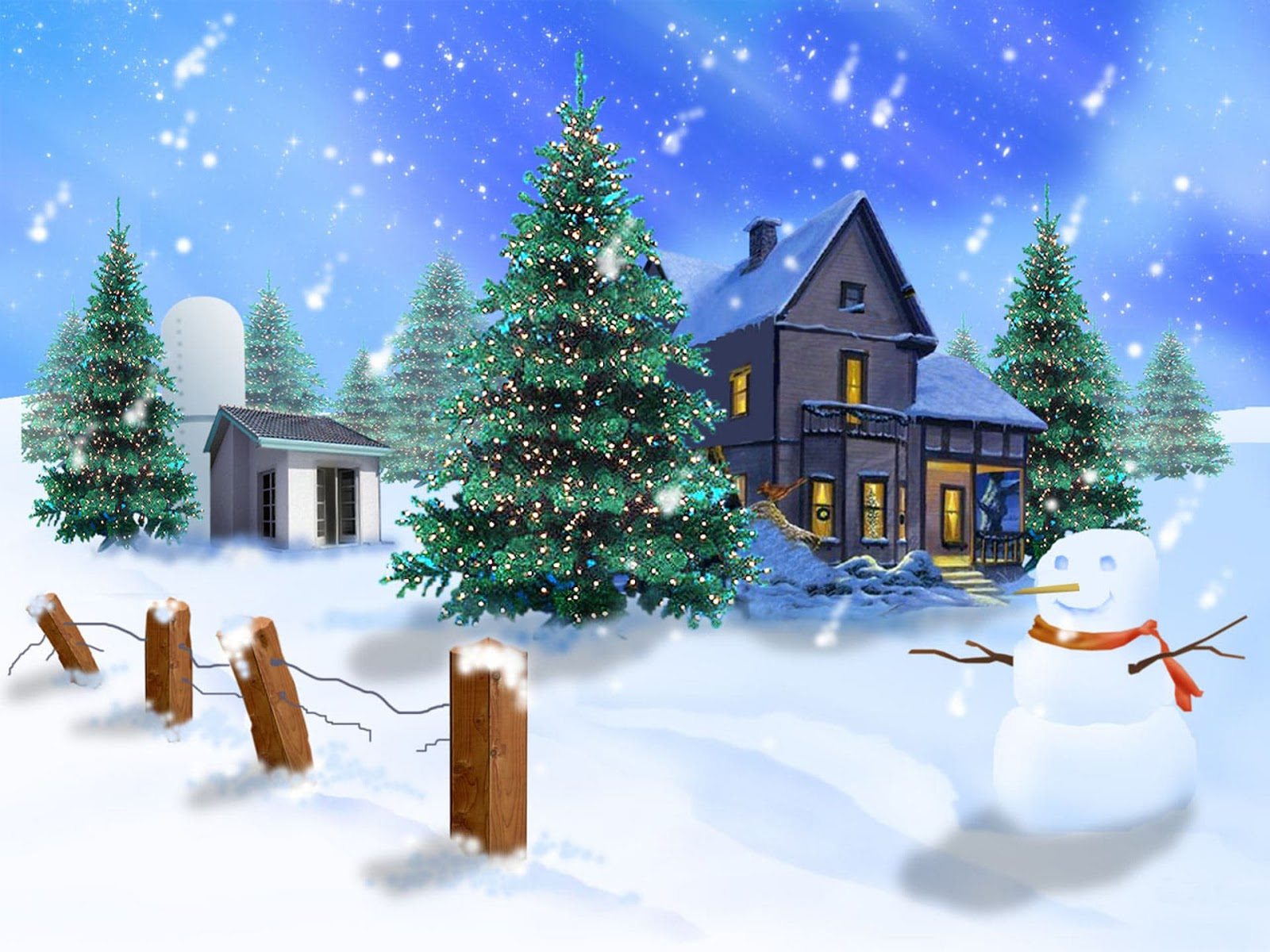 Merry Christmas Wallpapers 6