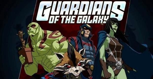 images Guardians of the Galaxy series photos