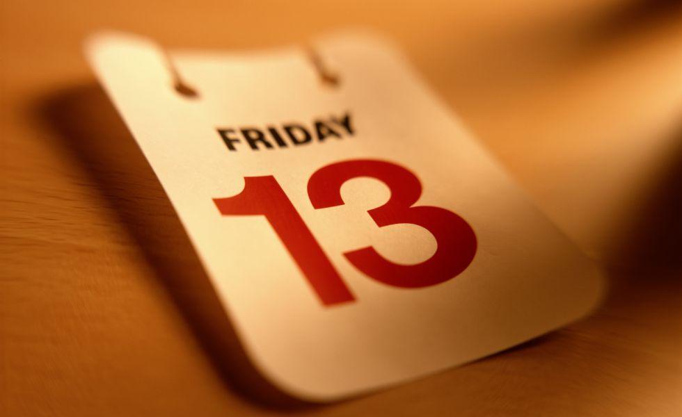 """¿Por qué el viernes 13 es de """"mala suerte""""? Aquí se lo contamos"""