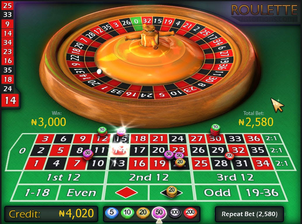 Giochi on line roulette