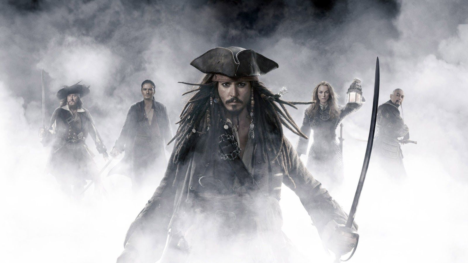 Pirates Of The Caribean Wallpaper: Movies HD Wallpapers