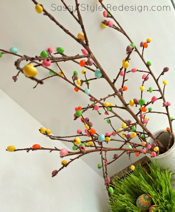 Easy DIY Easter and Spring Decor ideas