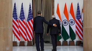 ہندوستان اور امریکہ کی فوجی تنصیبات اور انفرا اسٹرکچر سے متعلق اہم معاہدے پر دستخط