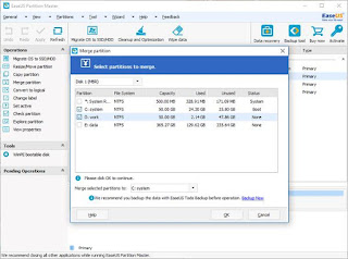 EaseUSPartition Master  12.5 Free download