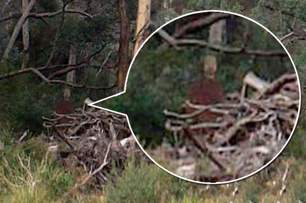 Man Being Haunted Ever Since He Photographed Ghost At Known Suicide Spot