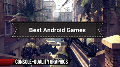Top 10 best games For Android 2018