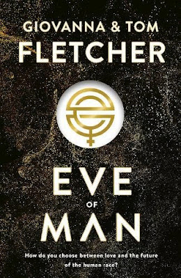 Eve of Man by Giovanna and Tom Fletcher book cover