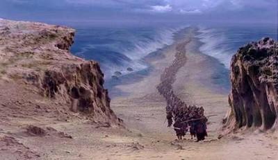 Exército egípcio é encontrado no fundo do Mar Vermelho
