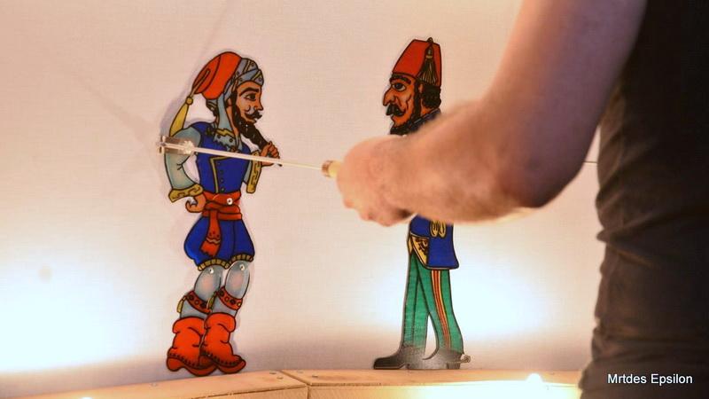 Παράσταση Καραγκιόζη την Κυριακή στο Δημοτικό Θέατρο Αλεξανδρούπολης