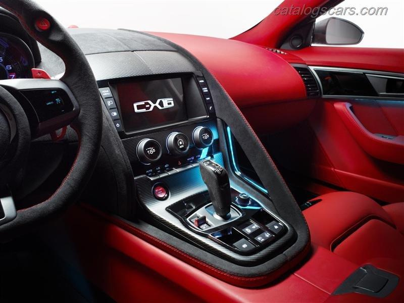 صور سيارة جاكوار C-X16 كونسبت 2015 - اجمل خلفيات صور عربية جاكوار C-X16 كونسبت 2015 - Jaguar C-X16 Concept Photos Jaguar-C-X16-Concept-2012-25.jpg