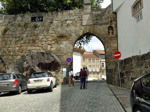 Casa da Sé Viseu, Portugal.