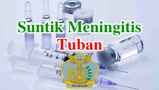 Alamat Tempat Suntik Vaksin Meningitis di Tuban