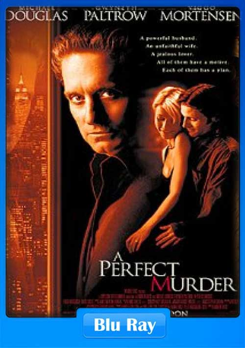 [18+] Perfect Murder 1998 1080p HEVC BluRay 670MB x265 Poster