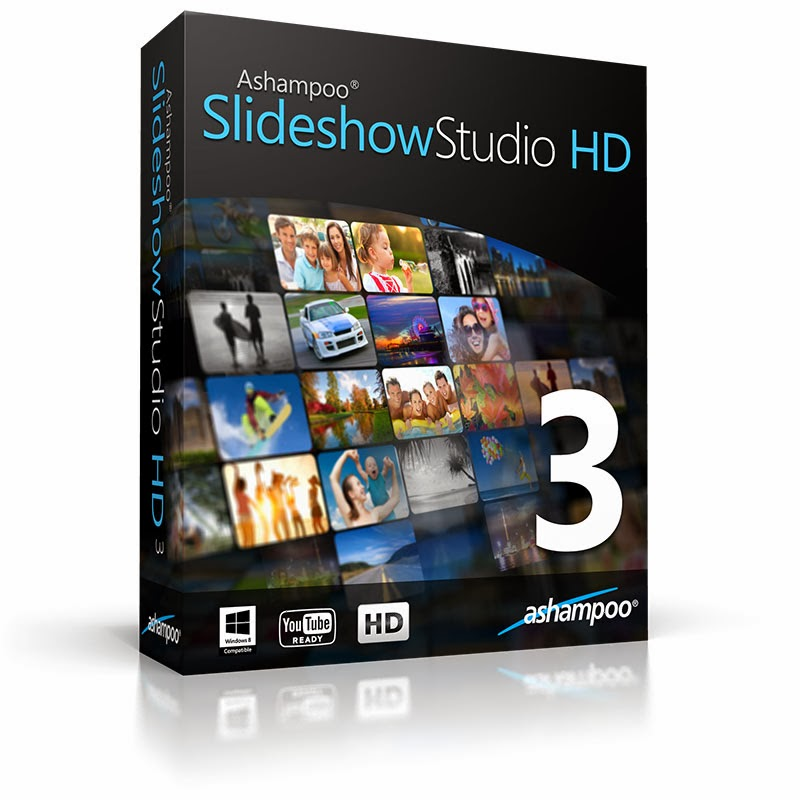 Ashampoo Slideshow Studio HD 3.0.4