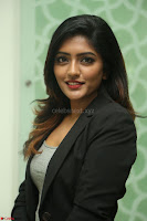 Actress Eesha Looks gorgeous in Blazer and T Shirt at Ami Tumi success meet ~  Exclusive 057.JPG