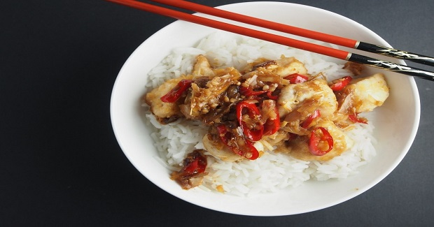 Lemongrass Chilli Chicken Recipe