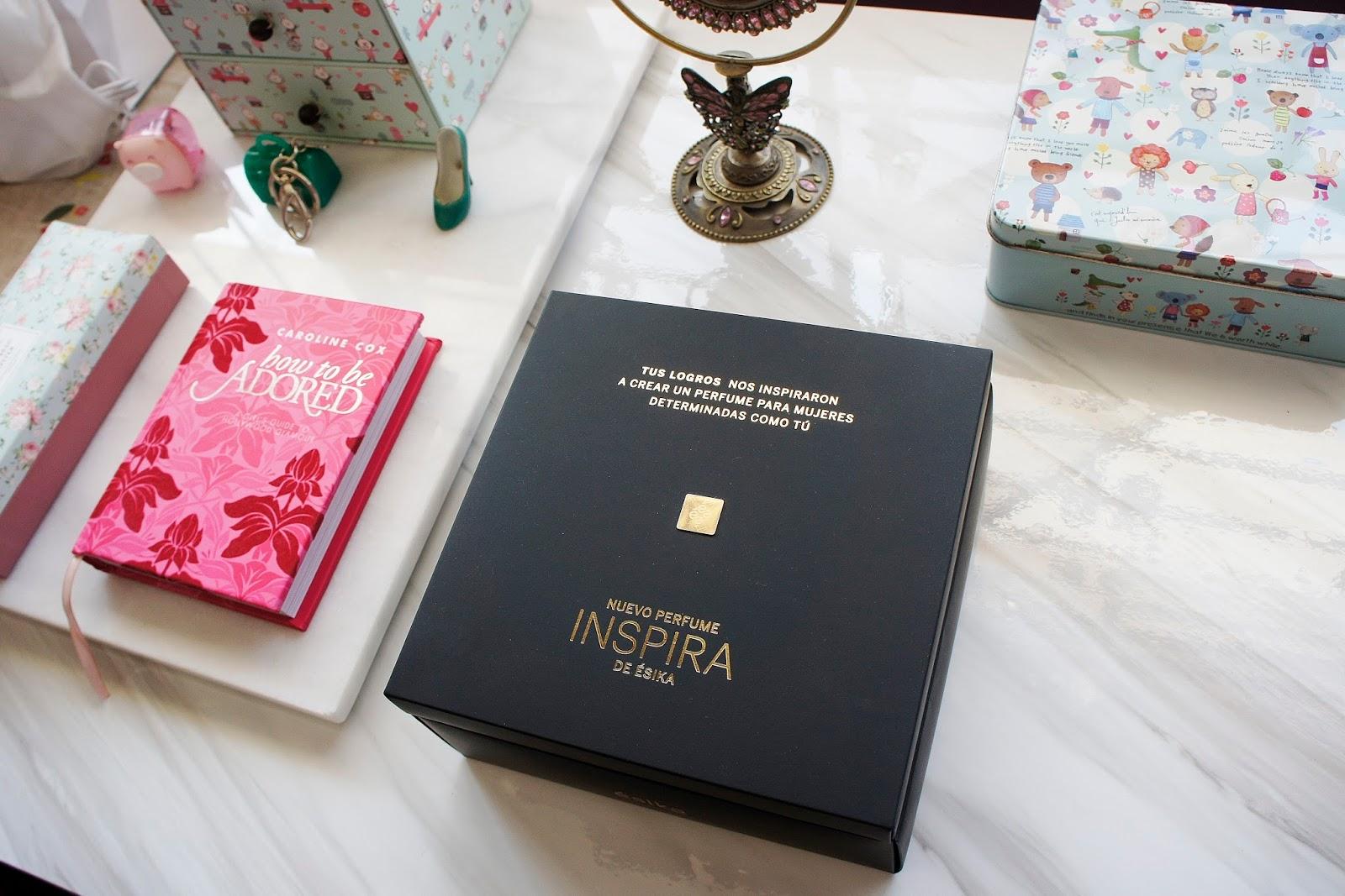 Caja Inspira Perfume de Ésika
