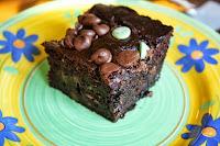 Paleo Avocado Brownie