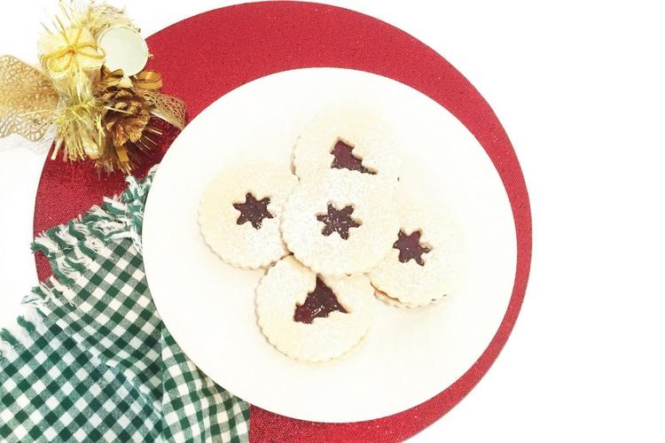 Christmas Cookie Mani Swap