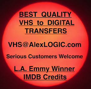 Best Analog VHS to Digital Video Transfers