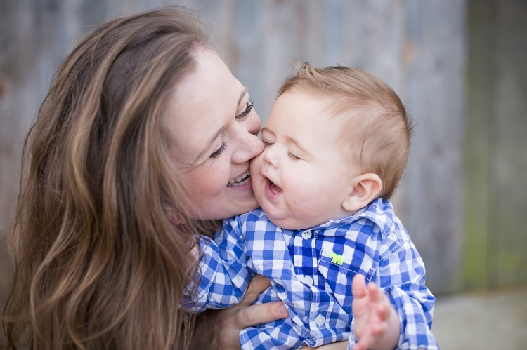 The desire to be a mother can sometimes be unbearable.  Natalie shares about how honored she is to be celebrating the privilege of mama-hood.