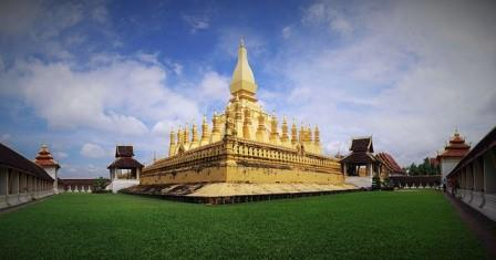 10 Objek Wisata Heritage Dan Sejarah di Vientiane, Laos