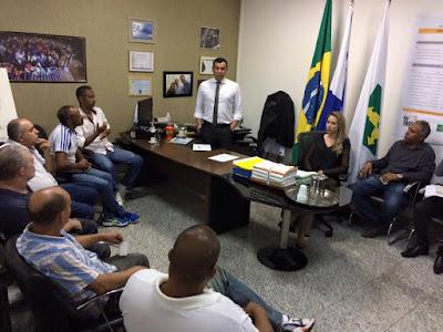 Comunidade e empresários apoiam a gestão de Ricardo Lustosa, em Taguatinga