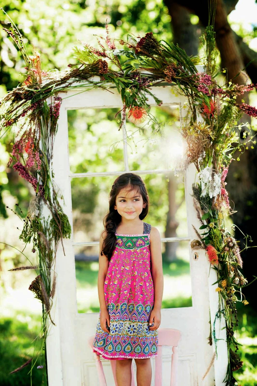 e4dcf61c050 beauty lives forever: Monsoon Children: H νέα πολύχρωμη παιδική ...