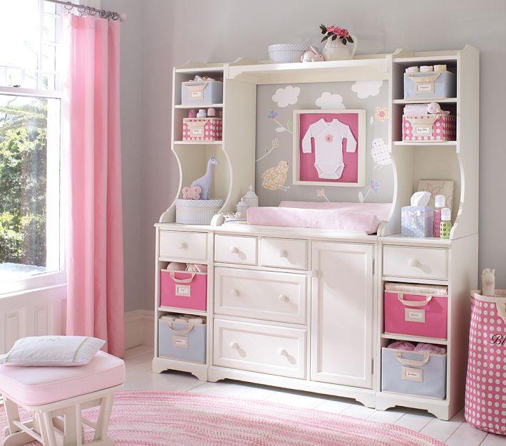 baby girls room - photo #30