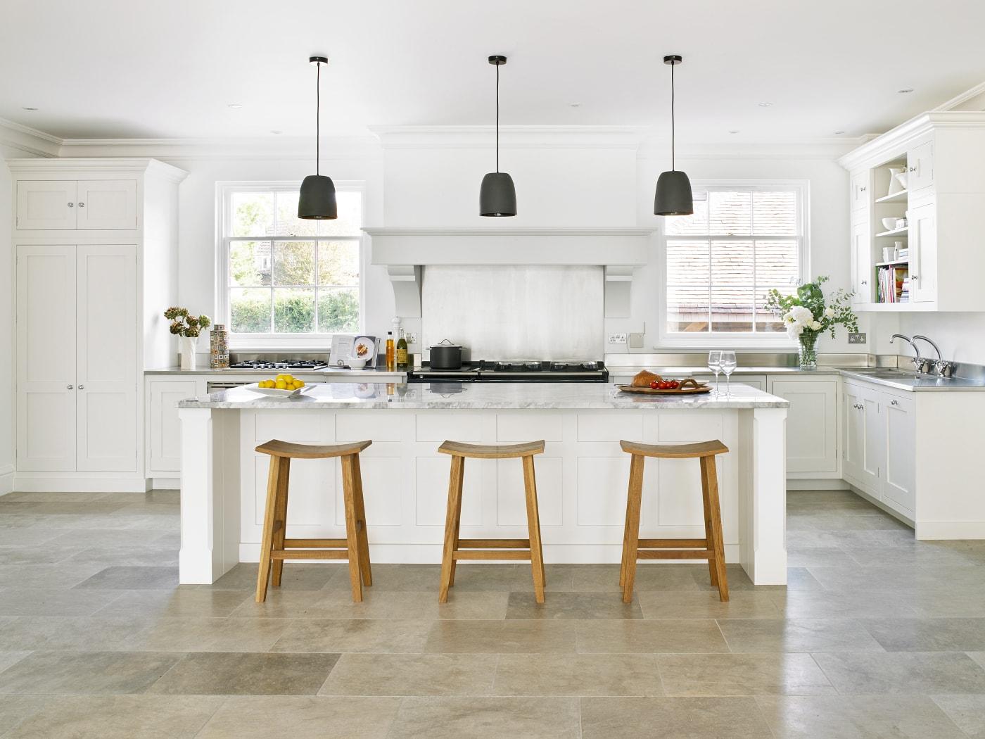 Una delicia para aut nticos chefs cocinas con estilo - Precio medio de una cocina ...
