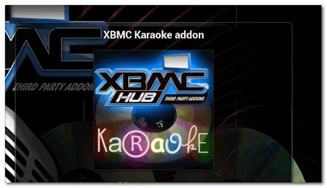 XBMC KARAOKE For IPTV XBMC | KODI