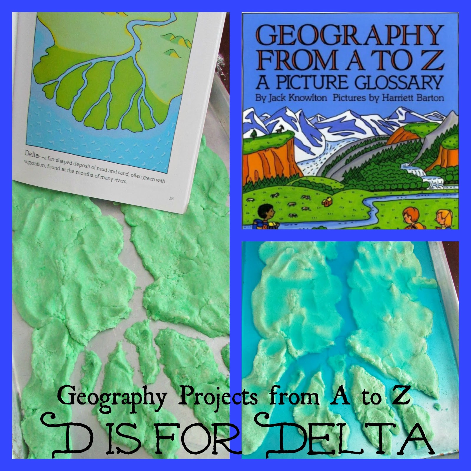 Geography From A To Z D Is For Delta