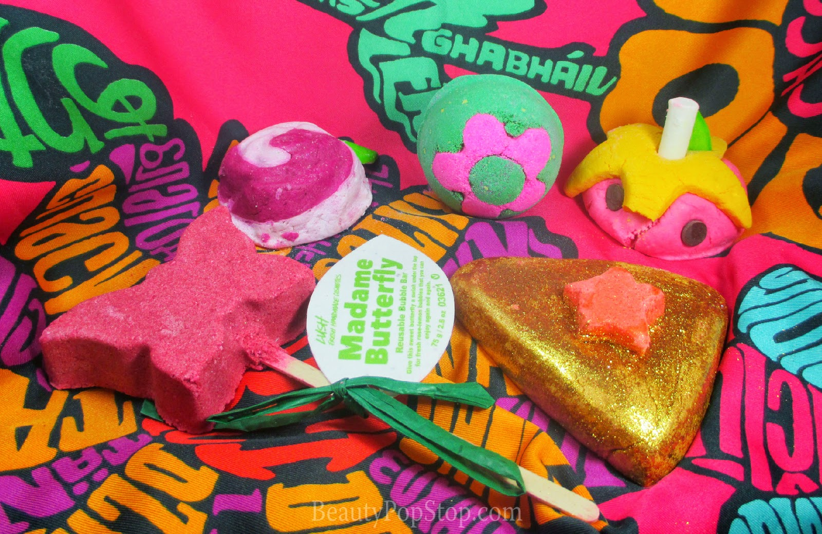 lush cosmetics mother's day 2014 collection review