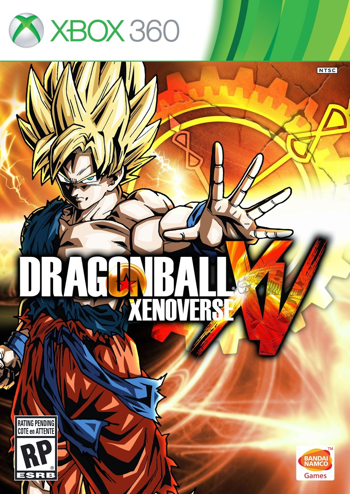 Dragon Ball Xenoverse ESPAÑOL XBOX 360