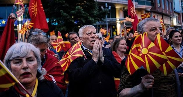 """Σκόπια Kanal 5: """"Δημοκρατία της Βόρειας Μακεδονίας"""""""