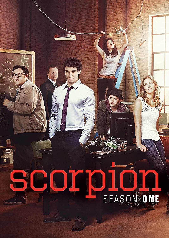Scorpion Temporada 1 WEB DL 720p Español Latino