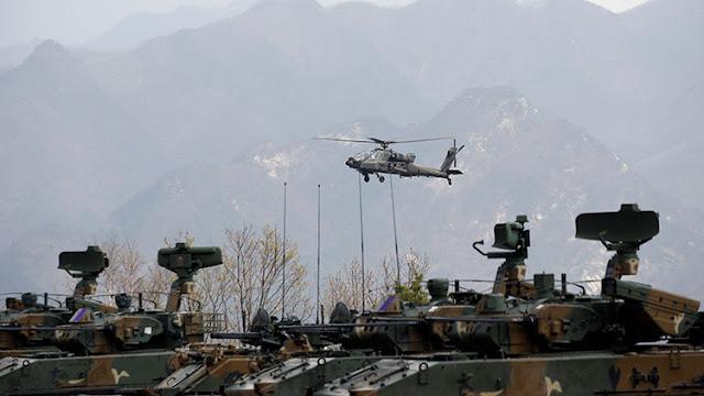 Ministro de Corea del Norte afirma que Estados Unidos busca una guerra en la región