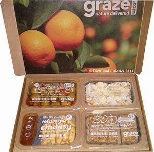 Graze Snack Box Selection Box